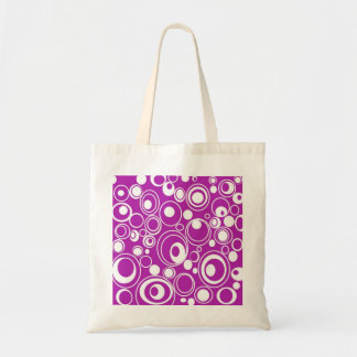 geometric-19698 GROOVY BACKGROUND PATTERN WALLPAPE Canvas Bags