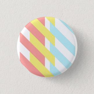 Geometric 3 Cm Round Badge