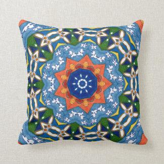 Geometric 3. throw pillow