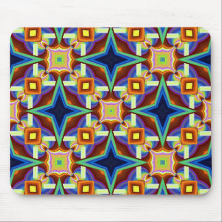 Geometric  88 Design Mouse Pad