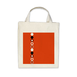 Geometric Abstract Art Design Bags