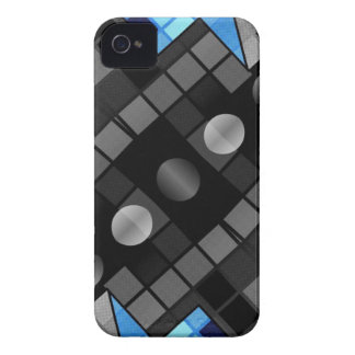 Geometric Abstract Pattern iPhone 4 Covers
