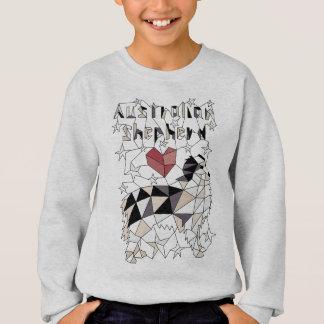 Geometric Australian Shepherd Sweatshirt