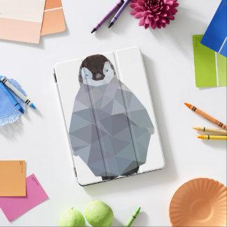 Geometric Baby Penguin Print iPad Air Cover