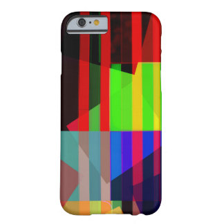 Geometric Barely There iPhone 6 Case