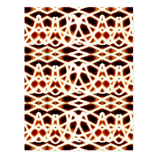 Geometric Blur Postcards