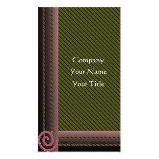 Geometric Business Gards Business Card Templates