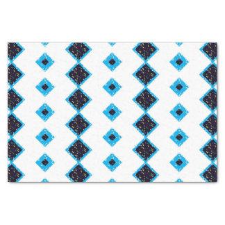 Geometric Confetti Pattern Tissue Paper