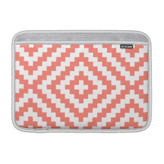 Geometric Coral Sleeve For MacBook Air