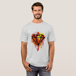 Geometric design apparel T-Shirt