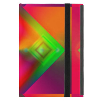 Geometric Design Cover For iPad Mini