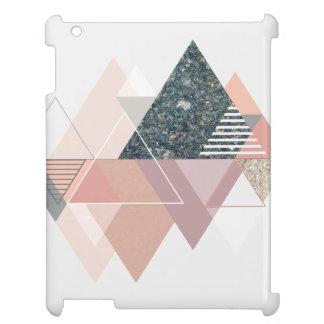 Geometric Design iPad Cover