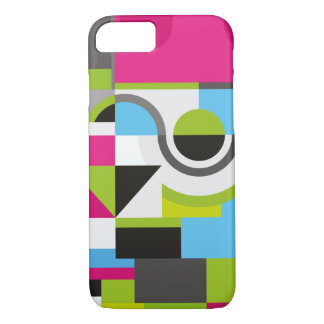 Geometric design iPhone 7 case