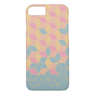 geometric design iPhone 8/7 case