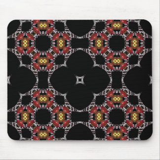 """""""Geometric Designs 22""""device cases&skins"""".* Mouse Pad"""