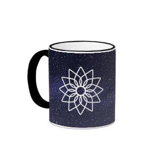 Geometric Designs Minimal Ringer Mug