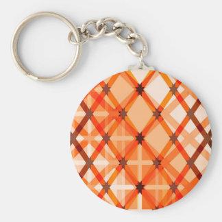Geometric Dimensions : Basic Round Keychain