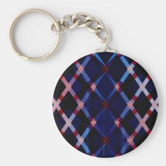 Geometric Dimensions : Basic Round Keychain  Basic