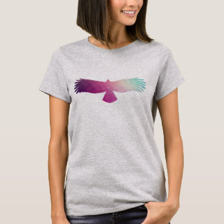 Geometric Eagle Wings T-Shirt