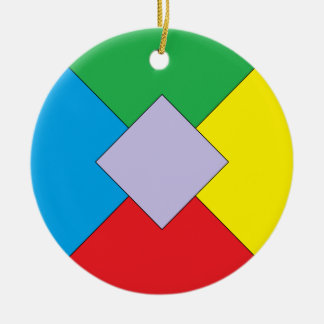 Geometric Elements Ornament