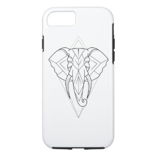 Geometric - Elephant Case