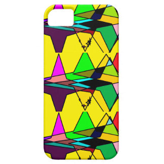Geometric Fantasy Barely There iPhone 5 Case