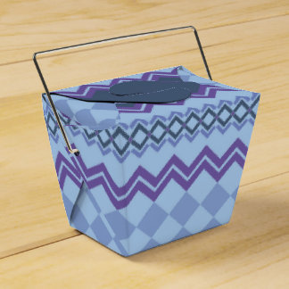 Geometric Favour Box