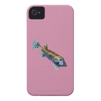 Geometric Fish Case-Mate iPhone 4 Case
