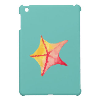 Geometric Fish Cover For The iPad Mini