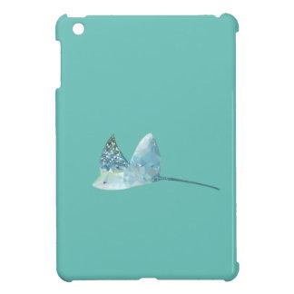 Geometric Fish iPad Mini Cover