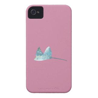 Geometric Fish iPhone 4 Cover
