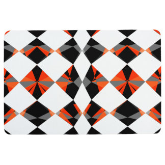 Geometric Floor Mat
