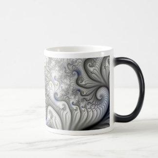 Geometric Fractal Morph Mug