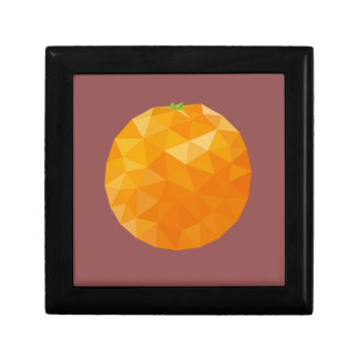 Geometric Fruit Gift Box