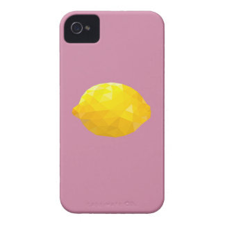 Geometric Fruit iPhone 4 Case