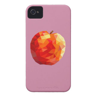 Geometric Fruit iPhone 4 Cases