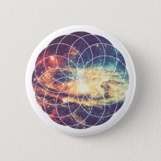 Geometric Galaxy #1 Badge