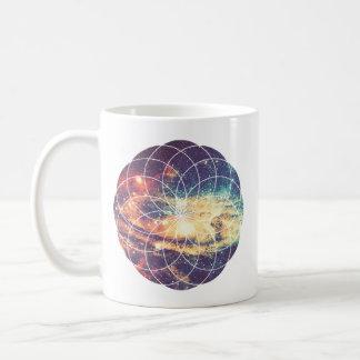Geometric Galaxy #1 Mug