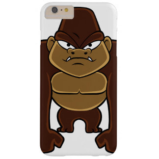 geometric gorilla.cartoon gorilla barely there iPhone 6 plus case