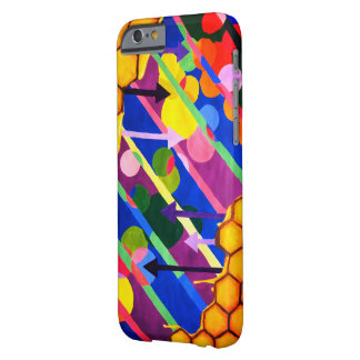 Geometric Honey Barely There iPhone 6 Case