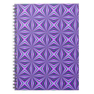 Geometric Kaleidoscope Notebook