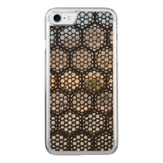 Geometric Lattice window, India Carved iPhone 8/7 Case