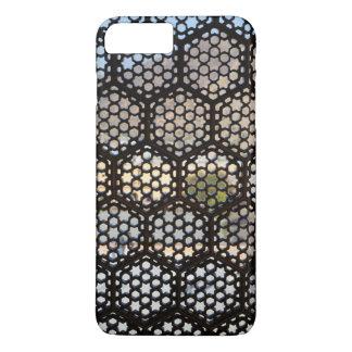 Geometric Lattice window, India iPhone 8 Plus/7 Plus Case