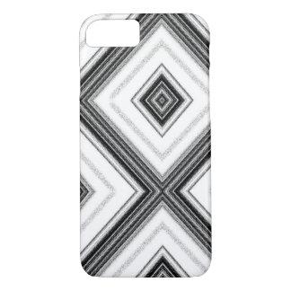 Geometric layer iPhone 8/7 case