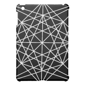 Geometric Line Pattern Speck iPad Case