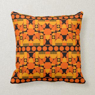 Geometric London Cushion