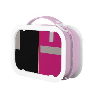 Geometric Lunch Box