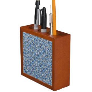 Geometric Luxury Ornate Desk Organiser