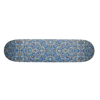 Geometric Luxury Ornate Skate Board Decks