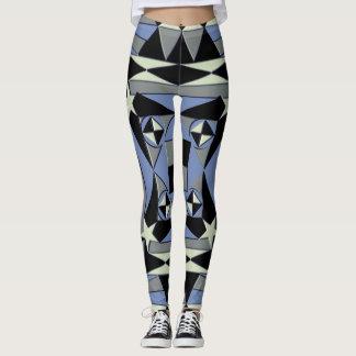 Geometric Mandala Leggings